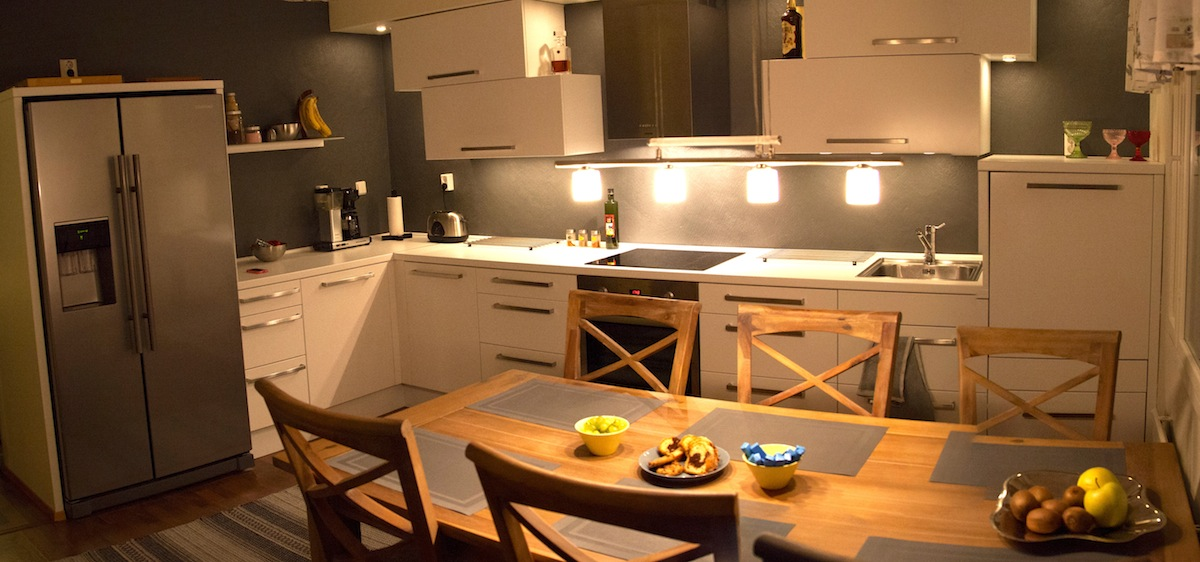 Uusi Ikea keittiö  KodinHenke
