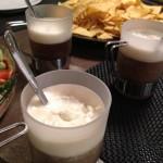 Irlantilais-norjalainen kahvi viskillä