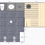 Uuden kylpyhuoneen suunnittelu