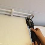 Käyttövesiputkien uusiminen pintavetona