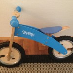 Testissä TupTup -potkupyörä