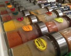 Turkkilaiset mausteet
