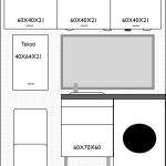 Kylpyhuoneen kalustesuunnitelma ja toteutus – Visuilulla voittoon