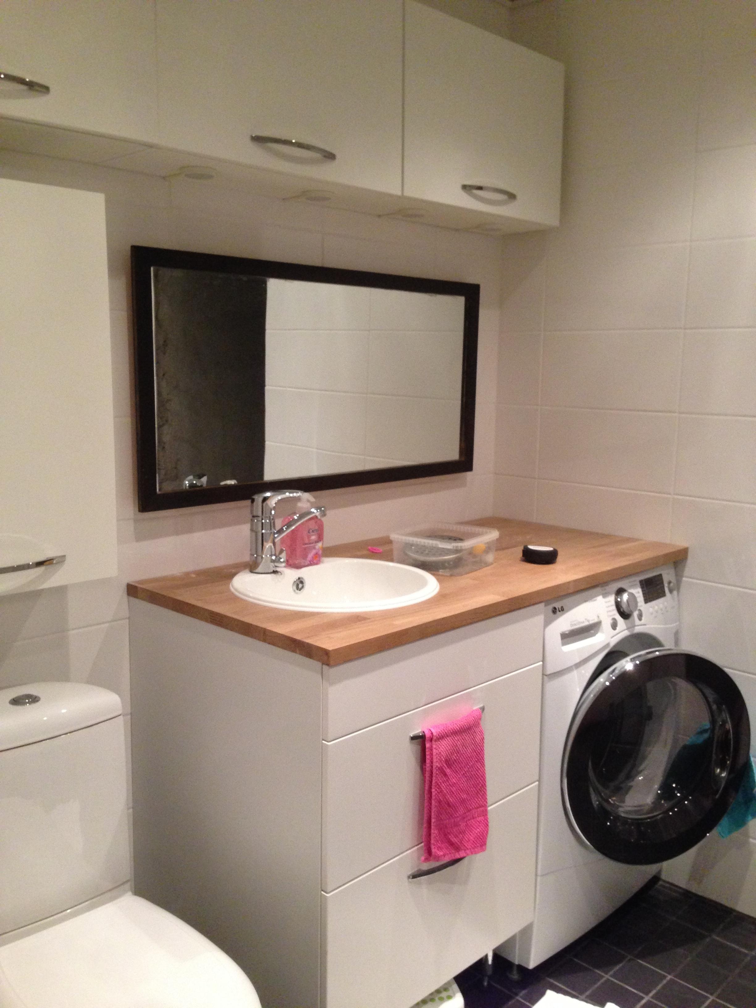 Kylpyhuoneen kalustesuunnitelma ja toteutus – Visuilulla voittoon  KodinHenke