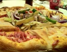 Tulivuoripizza Kotipizzassa